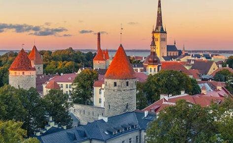 TALLINN, cyberguerre en Estonie