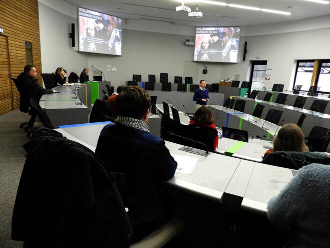 reunion cybercriminalité - Bretagne romantique